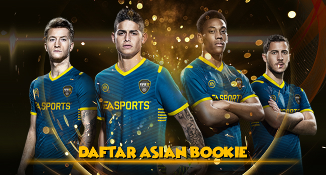 Asian Bookie Daftar