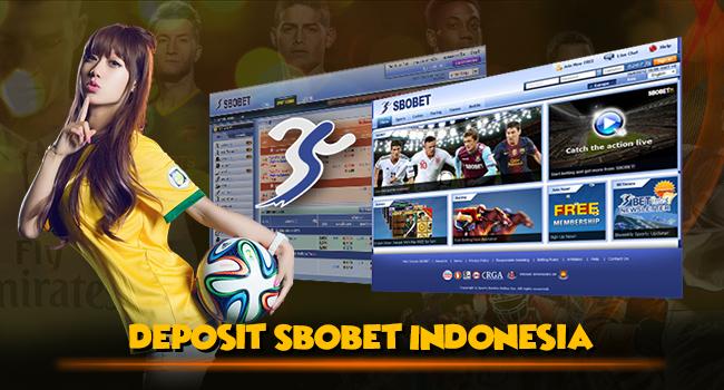 Sbobet Deposit Indonesia